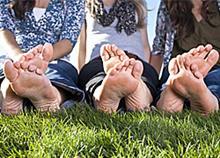 Τα παπούτσια της εγκυμοσύνης