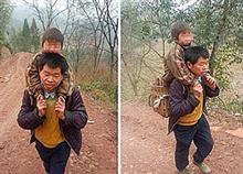 Αγάπη και αφοσίωση χωρίς όρια: Δείτε τι κάνει αυτός ο πατέρας για τον γιο του