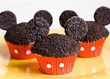 Σπιτικά cupcakes με ήρωες της Disney για να ξετρελάνετε τα παιδιά!