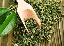 Beauté με πράσινο τσάι