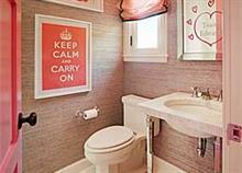 Πώς να διακοσμήσετε οικονομικά το μπάνιο