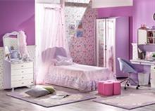 Διαλέξτε το κατάλληλο χρώμα για το παιδικό δωμάτιο