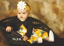 Ξεκαρδιστικές φωτογραφίες μωρών σε πολύ αλλόκοτες πόζες!