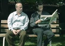 «Τι είναι αυτό»: Ένα συγκινητικό βίντεο για την σχέση μας με τους γονείς μας