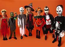 Αποκριάτικες στολές: Οι κίνδυνοι για το παιδί!