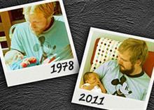 15 φωτογραφίες γονιών και παιδιών που μοιάζουν απίστευτα!