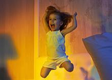 Πώς να ηρεμήσετε το παιδί πριν τον ύπνο