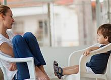 Πώς να μείνετε ήρεμοι όταν το παιδί δεν ακούει