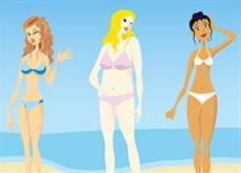 10 πράγματα που πρέπει να θυμούνται οι μαμάδες το καλοκαίρι σε ένα σκίτσο!