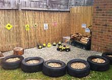 Φανταστικές κατασκευές για τον κήπο που ξετρελαίνουν τα παιδιά!