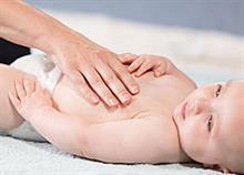 Πώς να κάνετε μασάζ στο μωρό για να χαλαρώσει