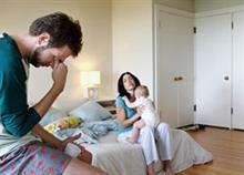 7 συχνά λάθη που κάνουν οι γονείς με τον ύπνο των παιδιών