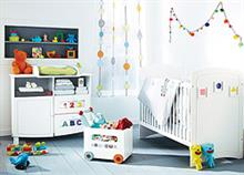 12 tips για να κάνετε το δωμάτιο του μωρού σας όμορφο και πρακτικό