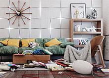 Πώς να διατηρείτε το σπίτι καθαρό και τακτοποιημένο αν έχετε παιδιά
