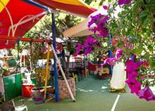 6 ταβέρνες με χώρο για να παίξουν τα παιδιά