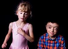 Δεν φοβόμαστε-δεν λυπόμαστε το «διαφορετικό»: Ένα φωτογραφικό project για τους μικρούς ήρωες!