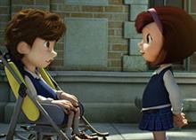 Η φιλία δεν έχει όρια: Ένα συγκινητικό animation που πρέπει να δείτε