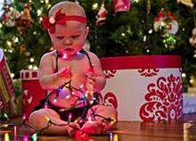 Χριστουγεννιάτικα φωτάκια: Τι να προσέξετε και πώς να αποφύγετε τα ατυχήματα