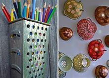 20 απίθανες, εναλλακτικές χρήσεις των κουζινικών!