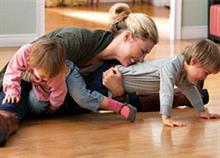 Τι να κάνετε στο σπίτι με το παιδί τις μέρες που έχει κρύο