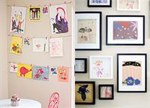 17 τρόποι να αξιοποιήσετε τις ζωγραφιές των παιδιών