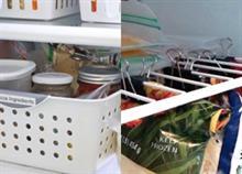 Πώς να οργανώσετε έξυπνα το ψυγείο