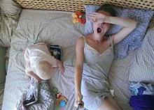 Πώς είναι η καθημερινότητα μιας μαμάς που δεν εργάζεται