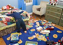 «Μάζεψε τα παιχνίδια σου»: Πώς θα σας ακούσει το παιδί
