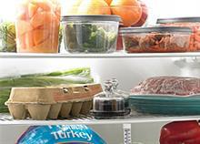 Πόσο αντέχουν τα τρόφιμα στο ψυγείο