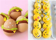 12 πρωτότυποι τρόποι να βάψετε τα πασχαλινά αυγά