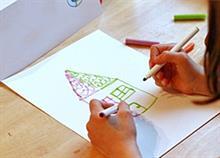 Πώς θα βοηθήσετε το παιδί να ακονίσει το μυαλό του… ζωγραφίζοντας!