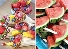 Παιδί που δεν τρώει φρούτα: 10 πρωτότυποι τρόποι να τα σερβίρετε για να τα αγαπήσει