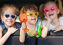 Πώς να μην βαρεθούν τα παιδιά στο ταξίδι με το αυτοκίνητο