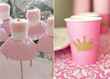 16 ιδέες για το τέλειο κοριτσίστικο πάρτι!