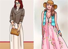 Πώς να φορέσω το μάξι φόρεμα