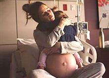 Το συγκινητικό «αντίο» μιας μητέρας στην μεγάλη της κόρη πριν τη γέννα