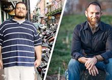 10 μυστικά αδυνατίσματος από έναν personal trainer που έχασε 70 κιλά!