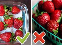 Πώς να μη χαλάνε φρούτα και λαχανικά στη ζέστη