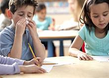Σχολικές ιώσεις: Πώς να ενισχύσετε το ανοσοποιητικό του παιδιού