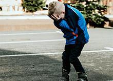 Μεγαλώνοντας ένα παιδί με αυτισμό