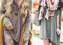Ούτε κρύο ούτε ζέστη: Τι να φορέσετε τις φθινοπωρινές μέρες