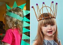 6 αξεσουάρ που μπορείτε να φτιάξετε για να μεταμφιέζεται το παιδί
