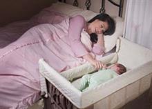 Κοιμίζοντας το μωρό στο δωμάτιό μας μειώνουμε τον κίνδυνο Αιφνίδιου Βρεφικού Θανάτου