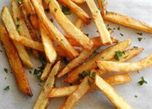 Πώς να φτιάξετε τηγανιτές πατάτες (χωρίς να τις τηγανίσετε!)