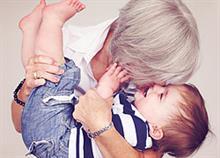 Γιατί τα παιδιά λατρεύουν τη γιαγιά!