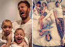Ζώντας με 4 κόρες: Οι φωτογραφίες αυτού του μπαμπά κατέκτησαν τις καρδιές μας