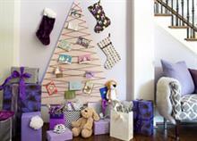 Τα πιο πρωτότυπα Χριστουγεννιάτικα δέντρα για να στολίσετε το σπίτι με στιλ