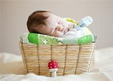 Τα απαραίτητα για τον ύπνο του μωρού
