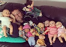 12 ξεκαρδιστικές στιγμές από την καθημερινότητα των μπαμπάδων!