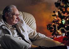 «Τα πρώτα Χριστούγεννα χωρίς τον μπαμπά μου»